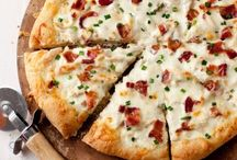 **Pizza Tonight** / by Mare Silvey Bolin Miller