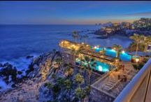 Venues / Ceremony and reception locations we adore! / by Cabo Wedding Services