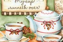 Coffee Ahhhh! / by Diana Magelssen