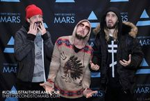 Thirty Seconds to Mars / by OSULees