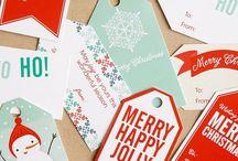 Christmas Stuff / by Amanda Laine Dudley