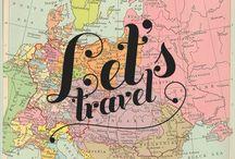 Travel / by Amanda Laine Dudley