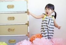 Kidspace / {for the little ones} / by Nicole @ N&N Lifestyling