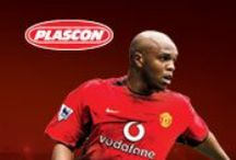 Manchester United Legend Quinton Fortune / Manchester United Legend Quinton Fortune was hosted by Plascon in South Africa  / by Plascon Trends