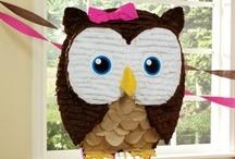 Kids craft & Birthday ideas / by Tara Yoder
