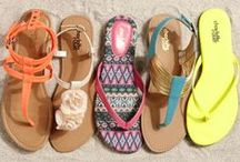 CR Shoe Closet / There can never be enough shoes. / by Charlotte Russe