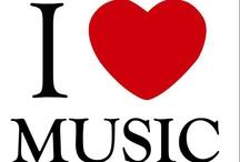 MUSIC <3 / Music / by Kenzie Jones