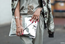 StreeT Chic ★ / Street style and fashion / by TWO SISTERS AND STUFF.CO.IL