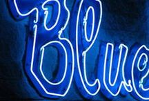 Blue - My Favorite Color / by Caralyn Williams