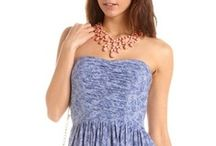 Trending: Spring Dresses / The perfect dresses for the spring! / by Charlotte Russe