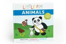 Foreign Language Section For Kids / Children's books from all over the globe. Support your child while they learn a foreign language with great children's books from around the world.  / by Little Pim - Languages for Kids