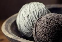 Yarn Art [knit, crochet, embroidery, spinning...] / by Laure Codarini-Vallée