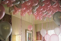 Party planning  / by Amy Brown