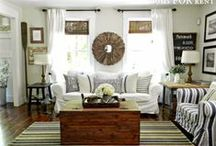 Home Love / Ideas for the home, which is a project that should never stop evolving. / by Cheryl L Spang Independent Founding Designer for Keep Collective