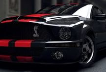 AMERICAN MUSCLE CARS / My favorite vehicles. / by MAUI BOB
