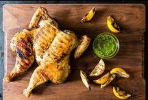 main savory course / by Hillary Jones