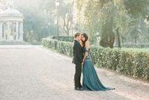 Emerald Wedding Inspiration / by Bella Figura Letterpress