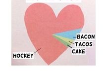 Hockey ❤ / by Haley Sorenson