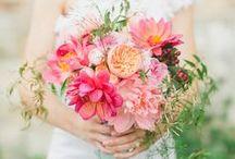 Hot Pink Wedding Inspiration / by Bella Figura Letterpress