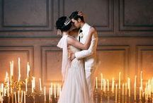 Deco Wedding Inspiration / by Bella Figura Letterpress