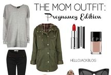 Maternity Chic / by Maria Fé / Layers of Meaning & Hello Jack