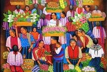 Mexican Art / by Anita Vasquez-Centeno