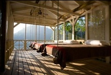 Sleeping Porch / by Delores Arabian (Vignette Design)