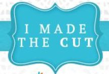 I Made the Cut! - InspirationDIY.com / This board is full of creative diy projects that were submitted and accepted to InspirationDIY.com Submit your creative projects to InspirationDIY.com for more exposure!  Creative DIY Crafts, Gifts, Home Decor and more. / by Kim Demmon (today's creative blog)