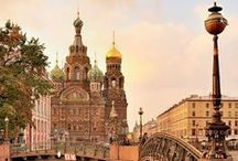russia / by emily b. | MISS BLACK