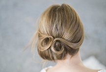 Hairstyles I Love / by Kate Myhre // Modernly Wed