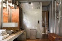 Salle de bain / by M A