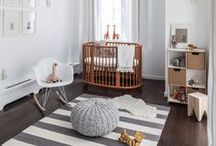 Interiors // Baby + Nursery / by Kate Myhre // Modernly Wed