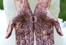 Mehndi Me Beautiful  / I'm kind of obsessed with henna and this style of art.  / by Madison Wallace