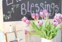 Celebrate Easter / by Jody Gelsthorpe