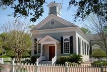 churches / by Beth Coward
