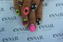 Nail Designs / by Erica Goergen
