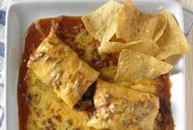 Mexican, Asian & Etc. Dinner Idea's~ / by Jeana715