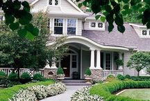 Dream Home Plans / by Leigh Hall