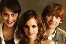 Harry Potter / by Bax Creazioni
