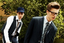 Obsessed with Menswear / by Betsey Kershaw