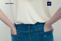 Gap Advertising Campaigns / by Gap