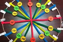 Math Teacher-y Things / by Evan Hoyt