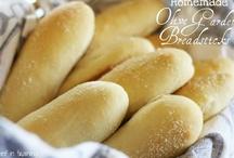 Breads / by Amy Crocker