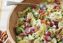 Salads / by Amy Crocker