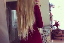 Long Hair Love / by Nichole Rhodes