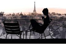 Paris, My Love. / All Things Paris. / by Nichole Rhodes