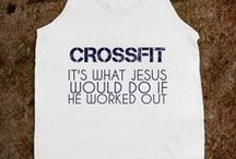CrossFit T-shirt / by Emma Weslake