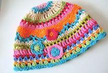 Crochet~ Hats & Ear Warmers / by Suzy Q