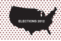 Elections 2012 / Short-form charts coverage of the Presidential race to #45. http://bit.ly/ichartselections / by iCharts