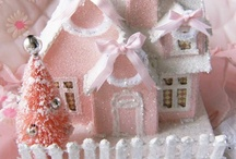 Glitter Houses / by Kristin Ness Peschka